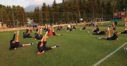 Adana Demirspor'un Bolu kampı başladı