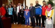 Adanalı sporculara 106 madalya