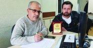 AFUT'tan Uçakalanı Ortaokulu'na malzeme desteği