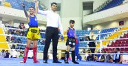 Alkışlar Elif hocanın sporcularına