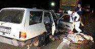 Alkollü sürücü dehşet saçtı! 2 ölü, 1 yaralı