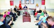 Anavatan Partisi'nden AK Parti'ye destek