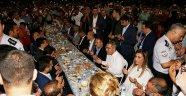 Bakan Soylu Yüreğir'de iftar açtı
