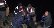 Barajda bir kadının cansız bedeni bulundu