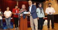Başkan Çelikcan'dan eğitime destek
