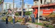 Büyükşehir'in taşeron işçileri perişan!