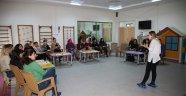 Ç.Ü. Anaokulu'nda  STEAM eğitimi verildi