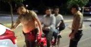 Çevreyi rahatsız eden motosiklet sürücülerine denetim