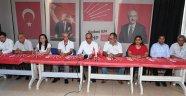 CHP Çukurova yönetiminde şok istifa