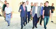 Çukurova Biyoçeşitlilik Müzesinin Eylül Ayı'nda açılması planlanıyor