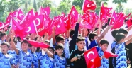 Demirspor'da Cumhuriyet Bayramı coşkusu