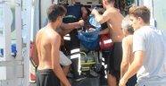 Epilepsi hastası kadın denizde boğuldu