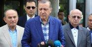 Erdoğan'dan kritik Gaziantep açıklaması
