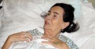 Fatma Girik hastanelik oldu!