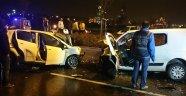 Feci trafik kazası 5 ölü 5 yaralı