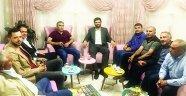 Gönüllerini AK Parti'ye açanlara teşekkür ziyareti