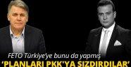 Güneş Harekatı'nın planlarını PKK'ya sızdırdılar