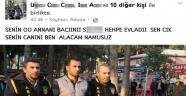 Hırsızın arkadaşlarından sosyal medyada intikam yemini