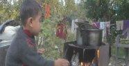 Kamplardaki sığınmacılar kışa hazır değil