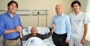 Karaciğeri Büyüttüler Hastayı Yaşama Bağladılar
