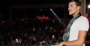Kerimcan Durmaz konserinde olay