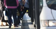 Metrobüsteki sapığa 2 yıl 6 ay hapis