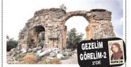 Misis Antik Kenti Roma ve Bizanslıların merkezi oldu