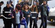 Nevruz öncesi gözaltına alınan 68 kişi adliyeye sevkedildi
