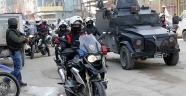 Polis, PKK yandaşlarına göz açtırmıyor