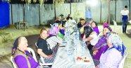 Sarıçam'da 15 ayrı mahallede sahur programı