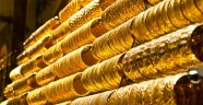 Serbest piyasada altın fiyatları..