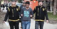 Suriyeli gaspçıdan iğrenç ifade