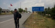 Taner Nart Ankara'ya yürüyor