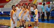 Türkiye Okullararası Basketbol Yarı Final Müsabakaları