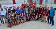 U17 Bayanlar Federasyon Kupası İzmir Esti'nin