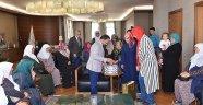 Umreden dönen Sarıçamlı kadınlar Uludağ'ı ziyaret etti