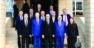 VakıfBank üst yönetimi Adana zirvesi düzenledi