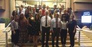 Yabancı öğrencilere Adana ve Çukurova Üniversitesi tanıtıldı