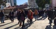 Yeni Camii'nin elektriği borcundan dolayı kesildi