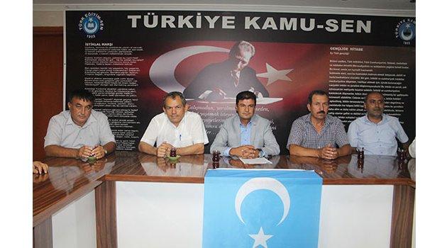 Türk Kamu Sen: Bölücü referanduma hayır