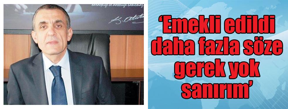 Ahmet Zeki Gürkan hakkında çarpıcı iddia
