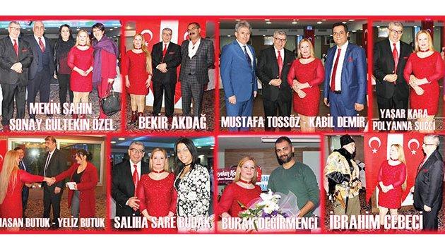 www.yasarkara.com.tr'nin 7. yaş kutlaması coşkulu geçti