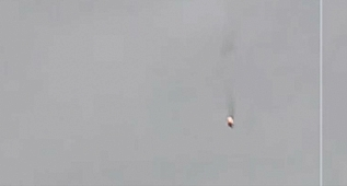 Esad rejimine ait helikopter düşürüldü