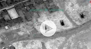 İdlib havadan görüntülendi