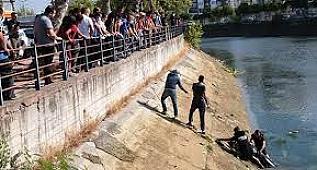 Adana'da kaybolan 17 yaşındaki gencin cesedi sulama kanalında bulundu