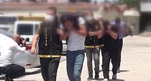 Adana'da üniversite öğrencisini 150 bin lira dolandırdıkları iddiasıyla yakalanan 4 zanlı tutuklandı