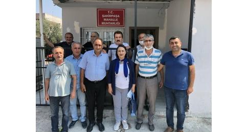 CHP Adana Milletvekili Dr. Müzeyyen Şevkin, muhtarlıklarda biriken icra ve ceza kâğıtlarının ekonomik krizin en önemli göstergesi olduğuna dikkat çekti