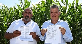Çiftçiyi elektrik faturası çarptı