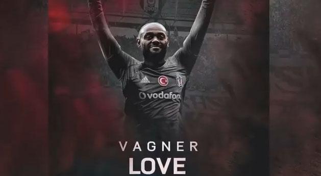 Come to Beşiktaş Vagner Love