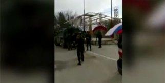 'Rusya-YPG' anlaşmasının görüntüleri ortaya çıktı